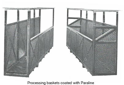 Processing Baskets